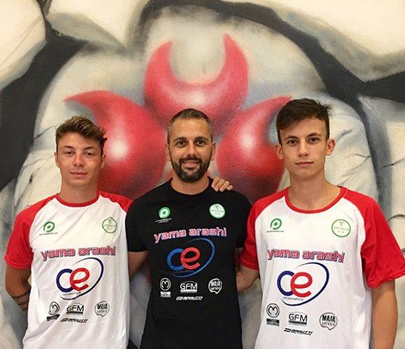 Kick Boxing, Michele Semema (C.E. Yama Arashi) pronto per gli Europei Junior in Ungheria