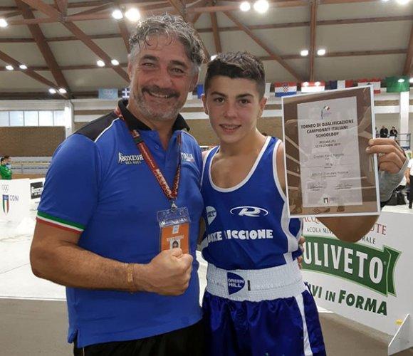 Cristian Harpula vince a Pescara e stacca il pass per i Campionati Italiani FPI