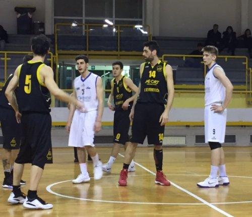 Grifo Imola – Quisisana Ferrara  65-60 (12-17, 32-31, 56-44)
