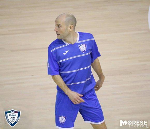Serie A2 - Futsal Cobà' - Barletta calcio a cinque 2-2