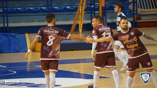 Il Futsal Cobà supera il turno di coppa