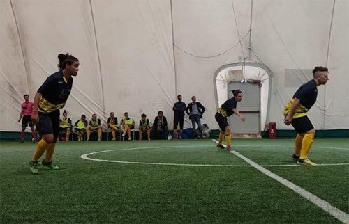 Femminile Riccione vs Virtus Romagna  4-7