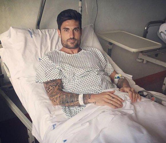 Intervento perfettamente riuscito per il bomber spagnolo degli Sharks Juan Pérez Lozano