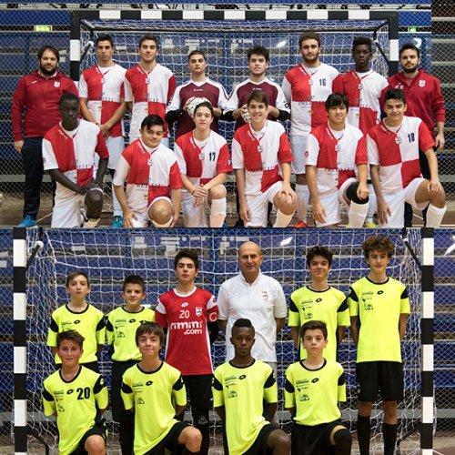 Settore giovanile Calcio a 5 Rimini: tutto pronto per la nuova stagione