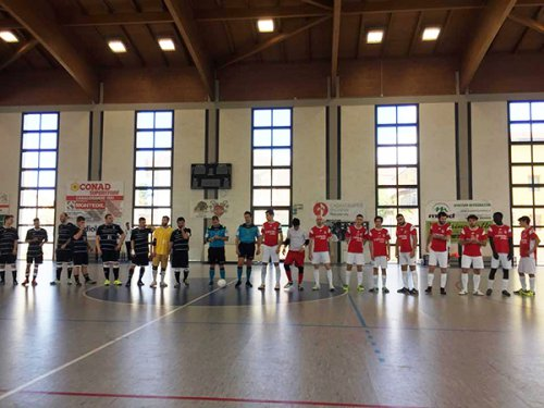 Sporting viano vs Calcio a cinque Rimini.com 4-9