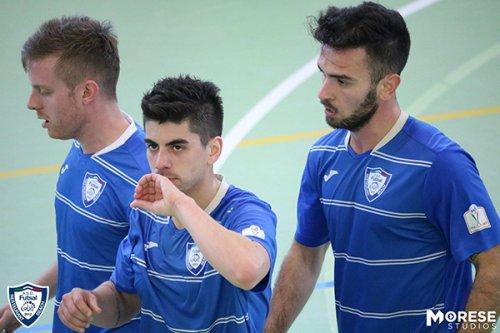 Futsal Fuorigrotta vs Fusal Cobà