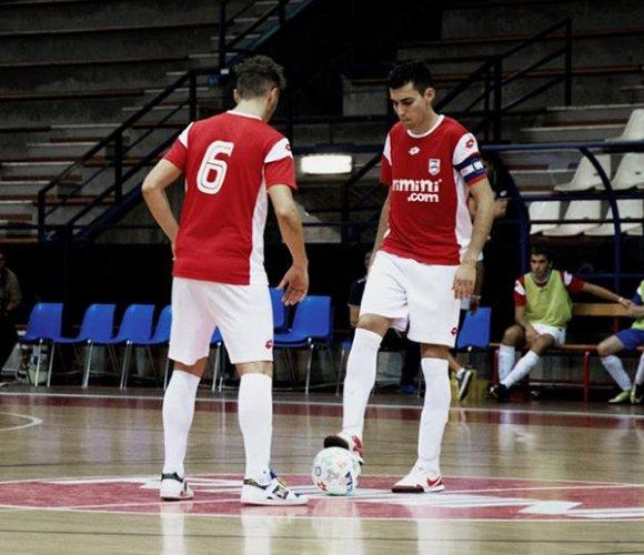 Osteria Grandevs  Calcio a cinque Rimini.com4-1