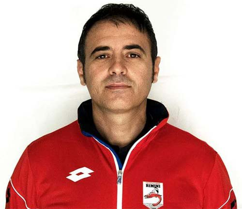 Mister Germondari lascia la prima squadra Calcio a 5 Rimini