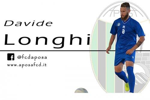 Davide Longhi completa il roster dell'Aposa
