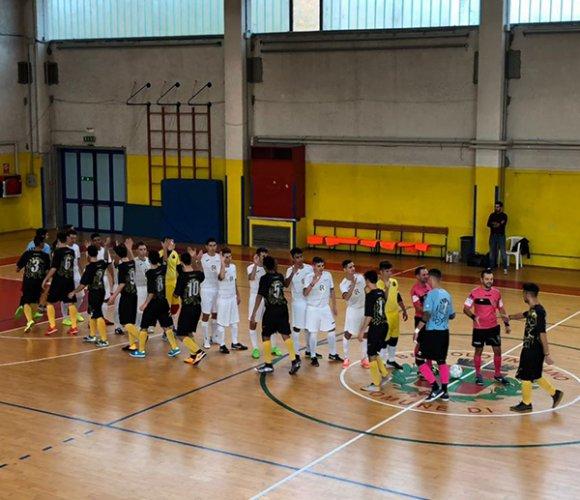 Bagnolo C5 vs Olimpia Regiumn 4-7