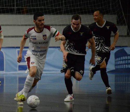 Lazio-Kaos Reggio Emilia 0-3