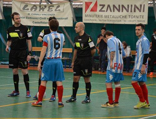 Castelfidardo vs Faventia 7-1