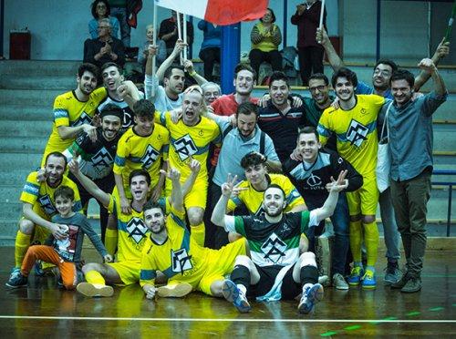 IC Futsal vs Axed Latina  4-1 (2-1 p.t.)