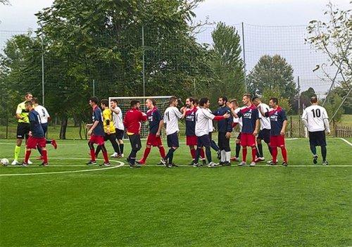 Sassoleone Calcio a 5 Maschile, sconfitta di misura nel derby