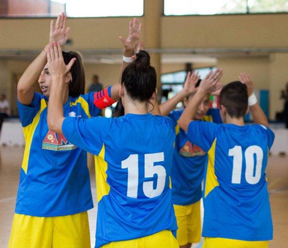 Sassoleone Calcio a 5 Femminile, eccezionalmente di sabato la sfida contro il FiberPasta Chiaravalle