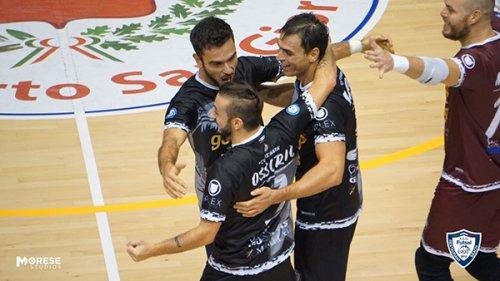 Futsal Cobà vs Salinis 3-2