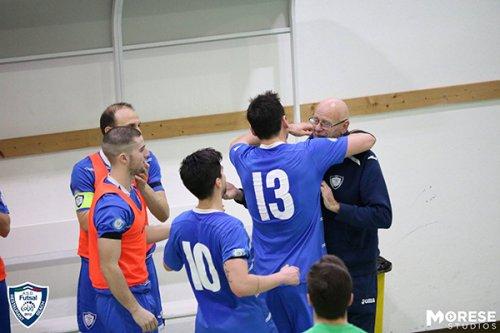 Play-off - Eta Beta  vs Futsal Cobà 0-3
