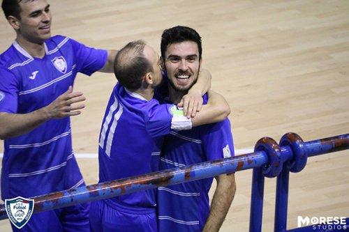 Salinis vs Futsal Cobà 3-4