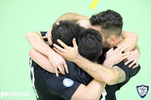 Futsal Bisceglie vs Futsal Cobà 1-3