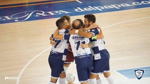 Il Futsal Cobà 5.0 attende il Futsal Marigliano