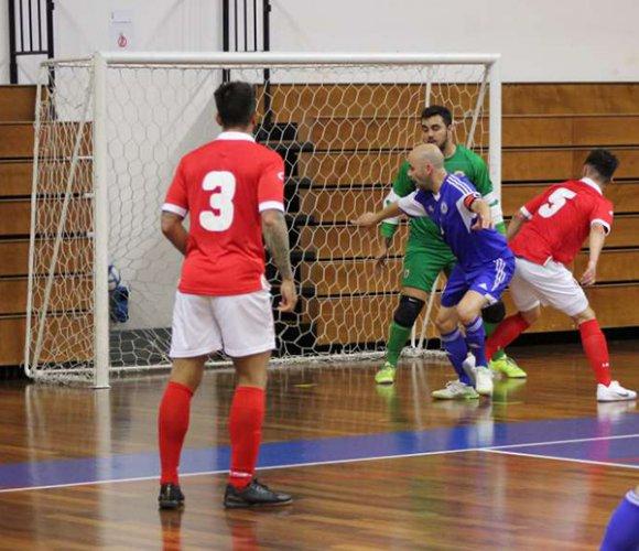Rimonta sfumata per la Nazionale Futsal sammarinese: