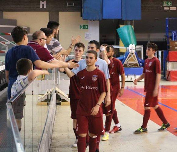 La Rewind Kaos Reggio Emilia U19 pronta a giocarsi la semifinale scudetto