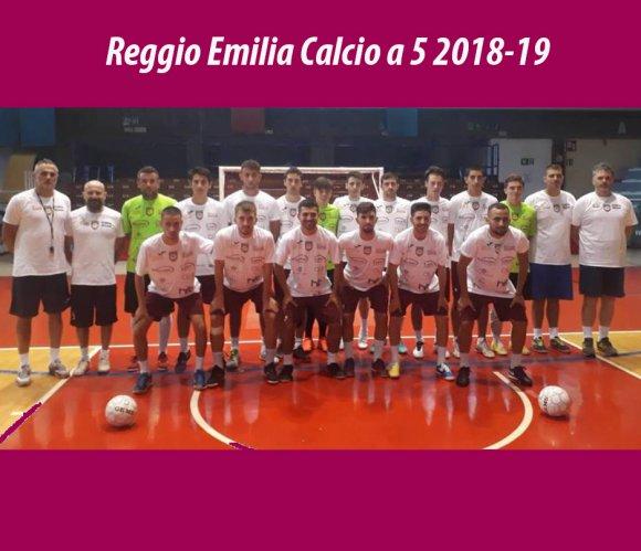 Reggio Emilia C5 vs  Modena 5-1