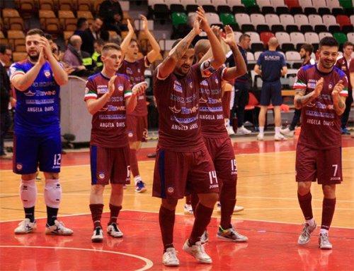Kaos Reggio Emilia-Italservice Pesaro 5-3