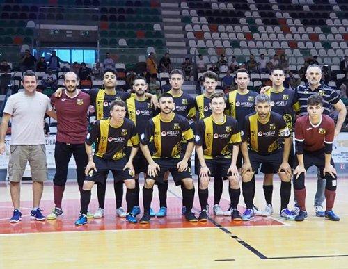 Olimpia Regium vs Futsal Villorba 1-7 (p.t. 0-1)