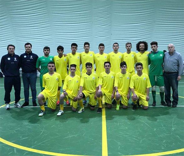 Speciale Torneo delle Regioni Calcio a 5 / Rappresentativa Juniores