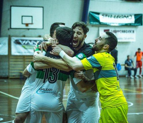 L'IC Futsal, riprende il campionato con la sfida in trasferta contro l'Acqua&Sapone