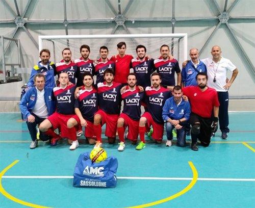 Erba 14 Calcio a 5 - Sassoleone 2015 APD 1-3