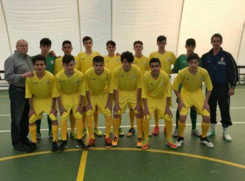 """TDR Futsal -Rappr. Giovanissimi - """"Vogliamo meravigliarci e meravigliare"""""""