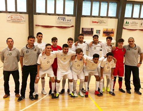Under 19 - Torresavio Cesena vs Olimpia Regium 2-3 (p.t. 0-1)