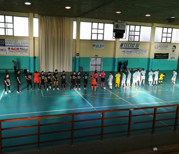 Under 19 -  Eagles Sassuolo vs Olimpia Regium 4-7