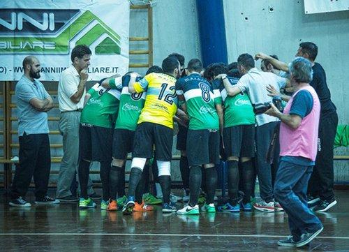 IC Futsal sconfitta indolore a Reggio Emilia nell'ultima gara della stagione.
