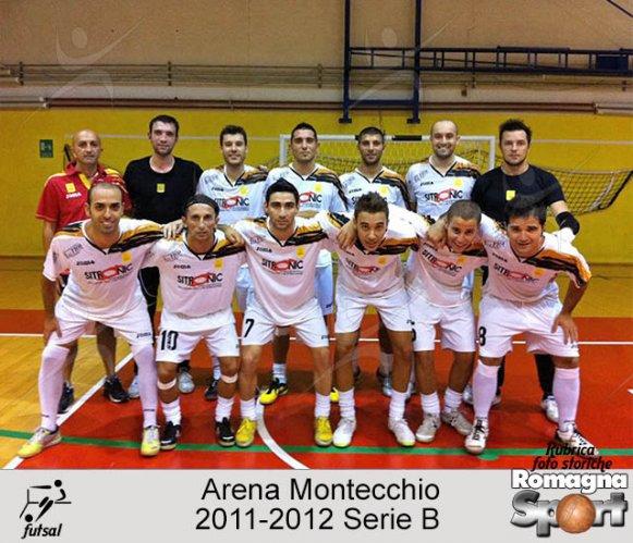FOTO STORICHE - Arena montecchio 2011-12