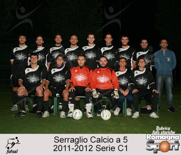 FOTO STORICHE - Serraglio Calcio a 5 2011-12