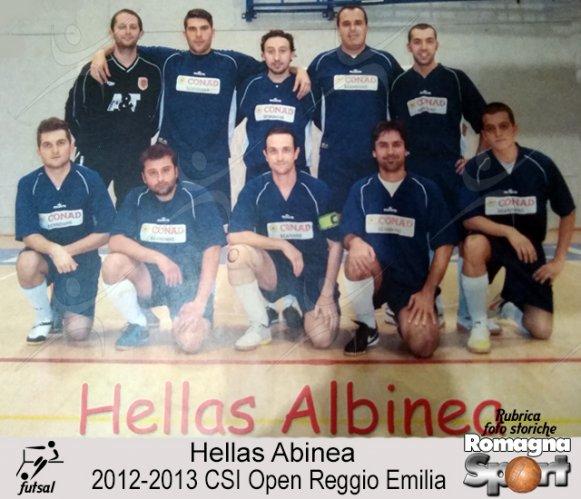 FOTO STORICHE - Hellas Albinea 2012-13