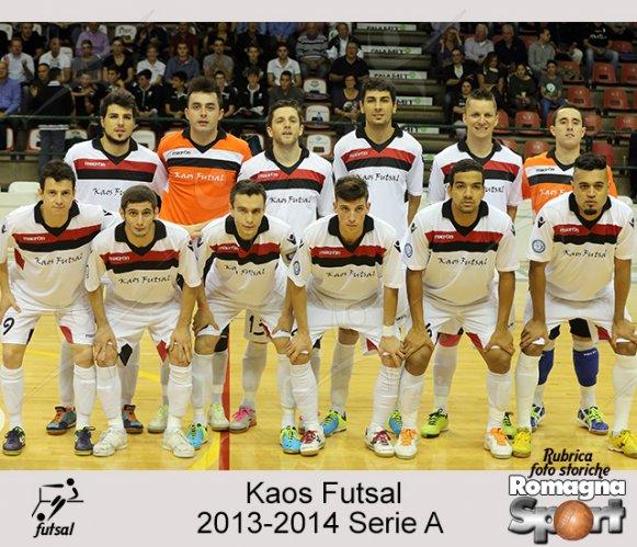 FOTO STORICHE - Kaos Futsal 2013-14