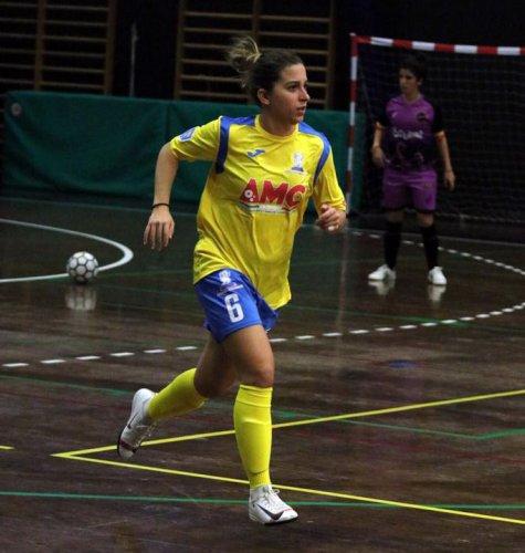 SM Academy Futsal femminile: Alessia Mordenti inaugura il mercato in entrata