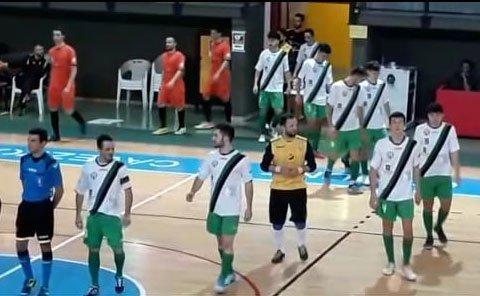 Futsal Cavezzo - Aposa Fcd 6-0 (p.t. 1-0)
