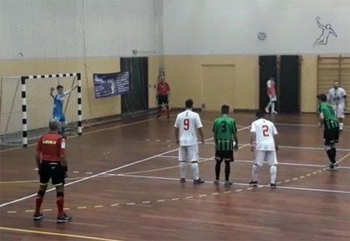 Pro Patria S.Felice vs Aposa 4-5