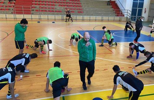 Athletic calcio a 5 - Aposa Fcd 3-2 (p.t. 2-2)