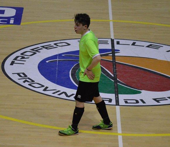 Rossi, l'ultimo arrivo in casa Futsal Cobà