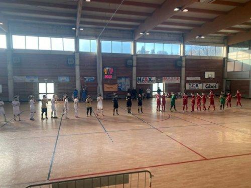 Futsal ASKL vs Montesicuro Tre Colli 3-1 (1-1 pt)