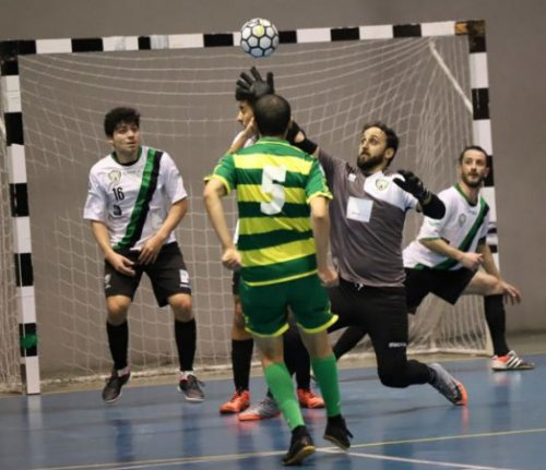 Aposa vs Sp. Altamarca 1-8