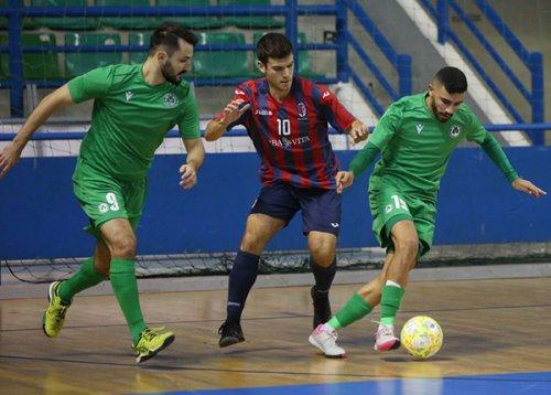 Futsal Champions League: Omonia Nicosia – Fiorentino Futsal 6-0