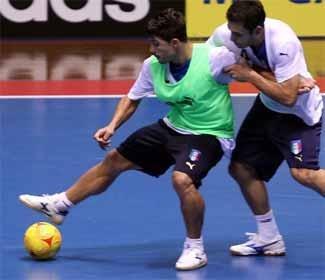 I sorteggi dei play-off del campionato sammarinese fustal, ed il ritorno della Futsal Cup