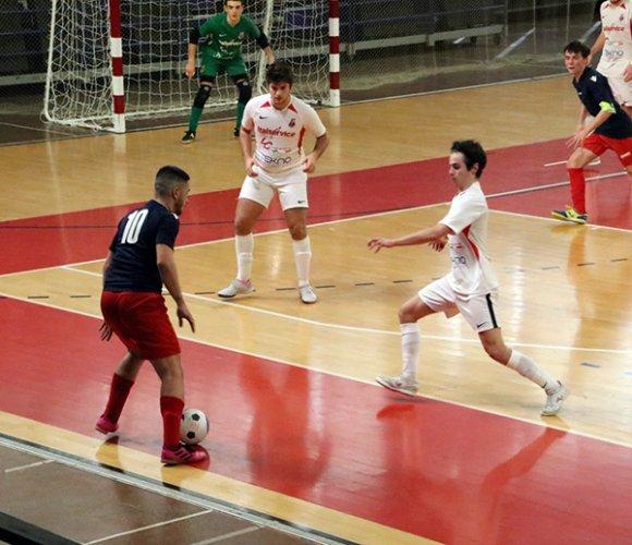 Cagli Sport Associati vs Calcio a 5 Rimini.com 1-6